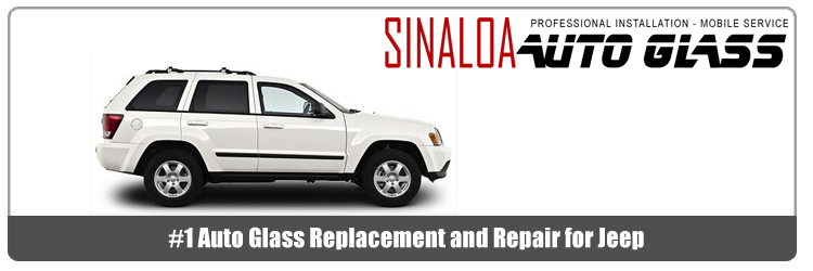 jeep Auto Glass Window Replacement and Repair