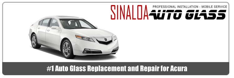 Acura Auto Glass Window Replacement And Repair - Acura windshield replacement