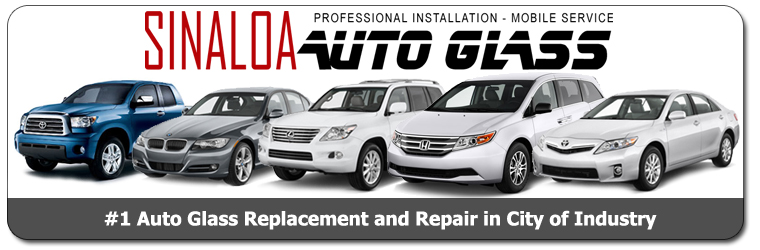 city of industry windshield auto glass replacement