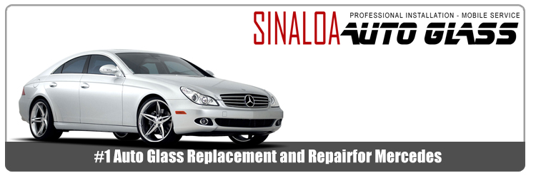 Mercedes Auto Glass Window Replacement and Repair