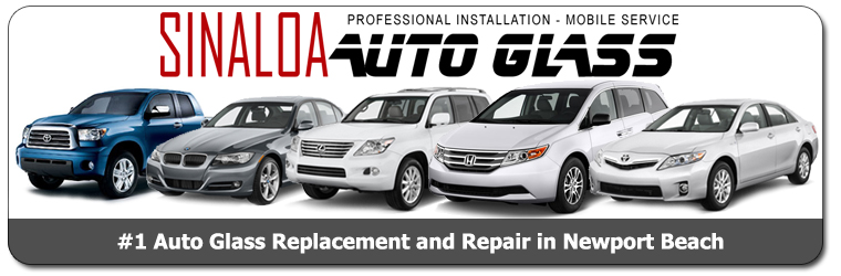 newport beach windshield auto glass replacement