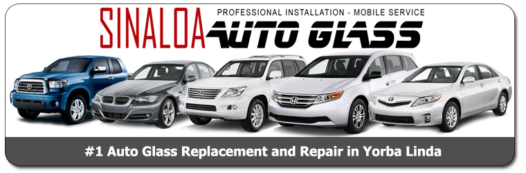 yorba linda windshield auto glass replacement